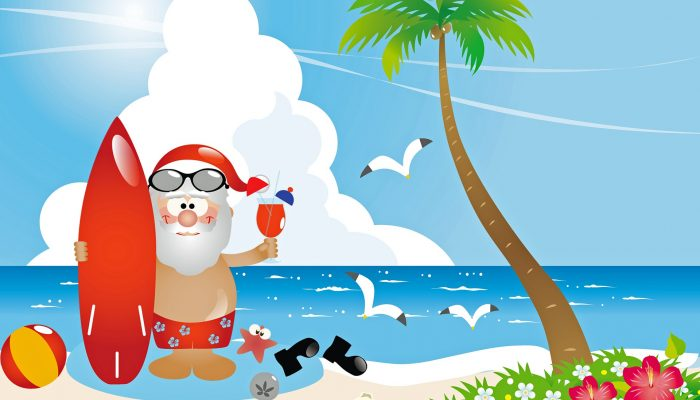 santa-claus-at-beach-3760198_1920